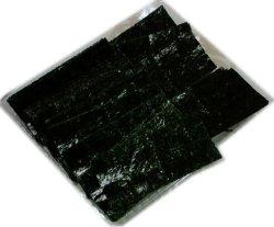 画像2: 食卓サイズの8切味付海苔 アルミ袋入り味付須磨のり(パッケージ変わりました。)