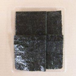 画像2: 手巻にぴったりな4切サイズの焼海苔 アルミ袋入焼須磨のり