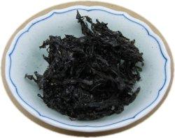 画像2: 四角くする前の海苔の原草 黒ばら18g