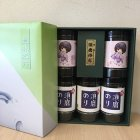 他の写真2: 卓上型須磨海苔5本化粧箱詰め合わせ